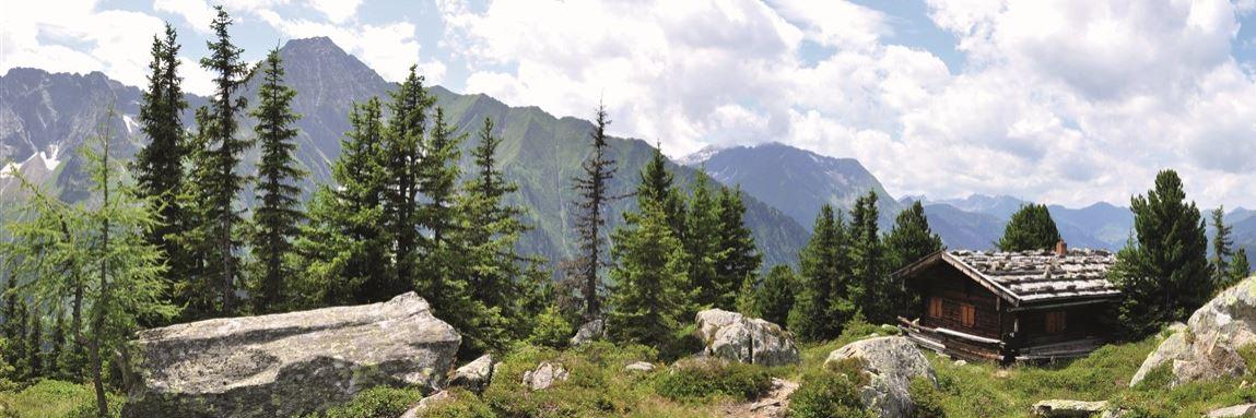 Alpenlandschaft 2 Konvex7