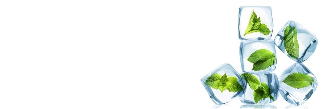 Eiswürfel Minze Konvex7
