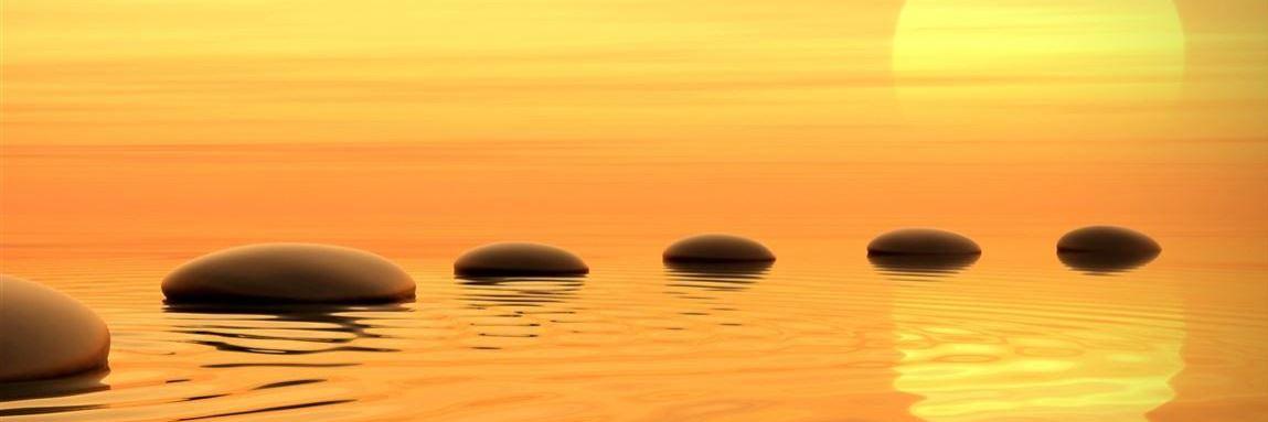 Sonnenuntergang Stones Konvex7