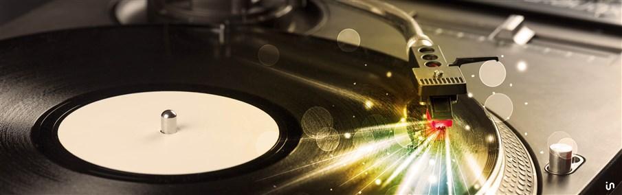 Schallplatte Konvex4