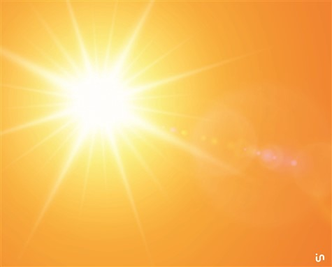 Sonne Abstract 2 Konvex3