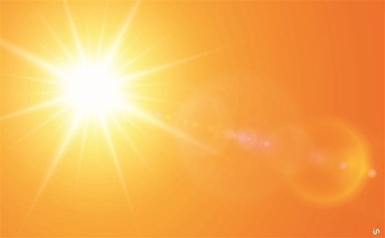 Sonne Abstract 2 Konvex6