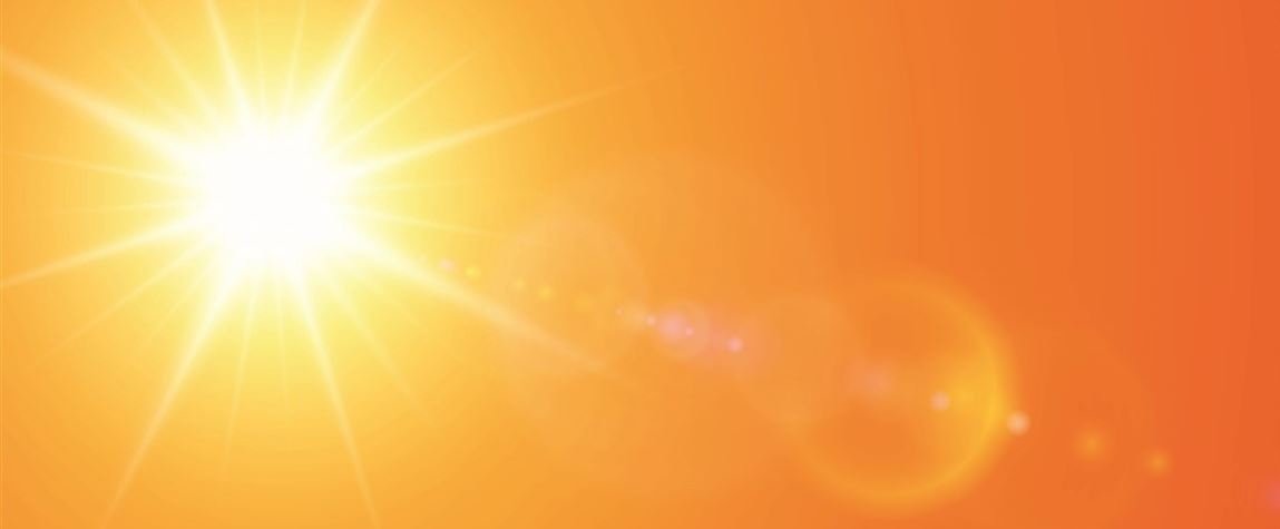 Sonne Abstract 2 Konvex8