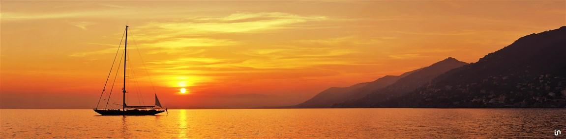 Sunset Sailing Konvex5